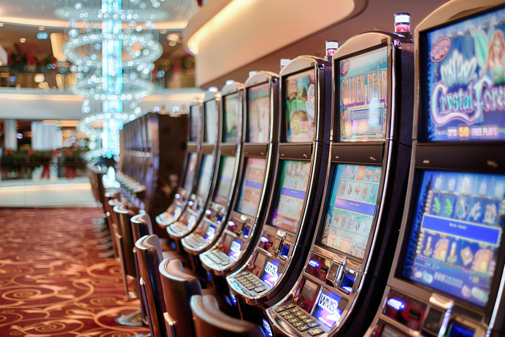 Norske Spilleautomater har endret seg