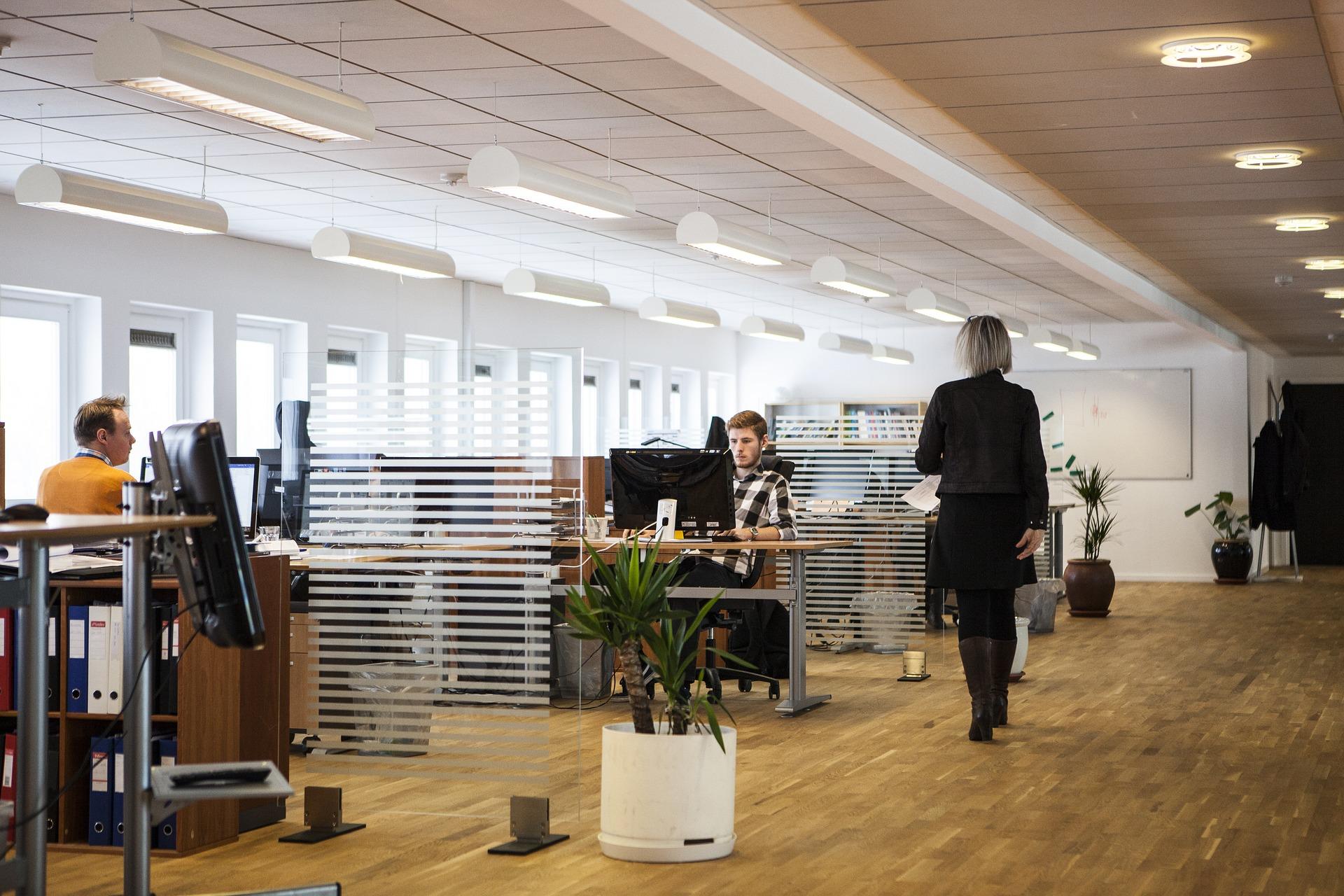 Hva trenger man på kontoret?