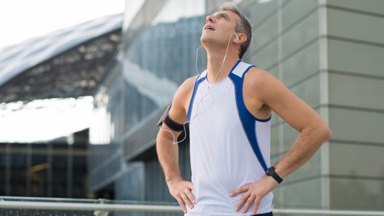 restituere kroppen etter trening